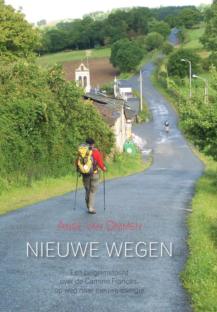 Cover Nieuwe weg - 3e boek van Ange van Ommen